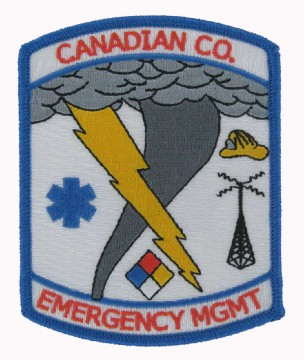 Canadian County Emergency Management Patch
